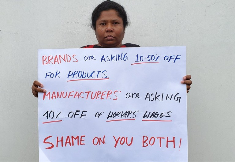 Big brands have mistreated their workers throughout the COVID-19 crisis