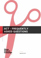 ACT - Frequently Asked Questions