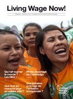 Living Wage Now Magazine (FR)