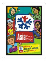 Asia Floor Wage comic (Bahasa)