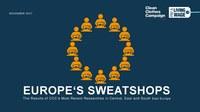 Europe's Sweatshops