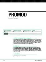 promod profile