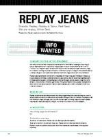 replay profile