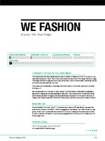 wefashion profile