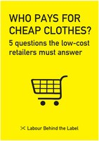 Who pays for cheap clothes? 5 questions the low-cost retailers must answer