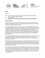 Bangladesh Accord: Brief Progress Report and Proposals for Enhancement