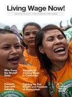 Living Wage Now magazine