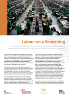 Labour on a shoestring - factsheet