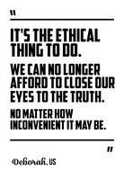 #GoTransparent poster 2