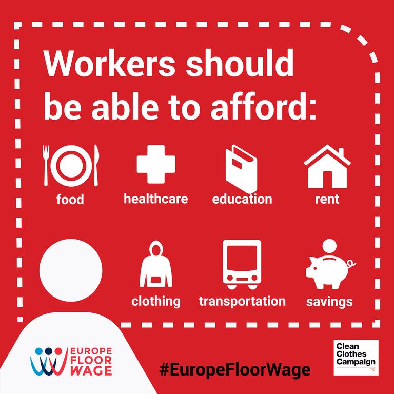 Living Wage EFW