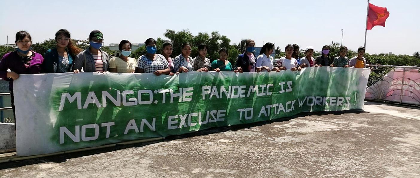 Mango Covid Banner