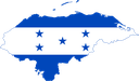 836px Flag map of Honduras.svg
