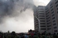 At least 28 more garment workers die in Bangladeshi factory fire