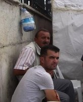 Hey Tekstil workers: Irfan Edemci and Yüksel Bayraktar on behalf of his wife Necmiye