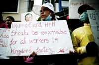 H&M dismisses call-for-help Kingsland workers