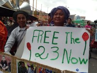 News Flash: Cambodian trial adjourned