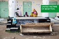 CCC believes Benetton's 1.1 million USD contribution insufficient