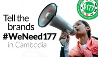 Global living wage campaign for Cambodia kicks off