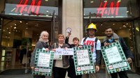 Three years after signing Bangladesh Accord, H&M factories still not safe