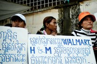 """Labour rights violations in H&M's """"best in class"""" supplier factories in Cambodia"""