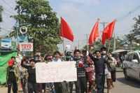 Garment brands and manufacturers must condemn the military coup and support workers in Myanmar